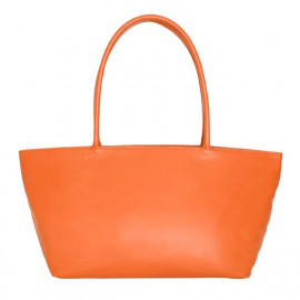 Asia Bag Nappa orange