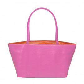 Asia Bag NAPPA orange-pink