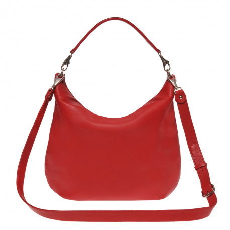 Daily Shopper Nappa red