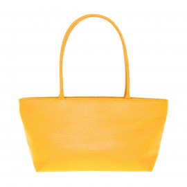 Asia Bag small Fossil yellow